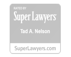 Super Lawyers Tad Nelson